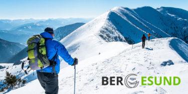 Aktivitäten mit Berg-Gesund im Großarltal
