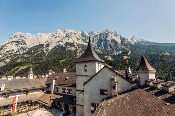 Erlebnisburg Hohenwerfen, Ausflugsziel im Salzburger Land