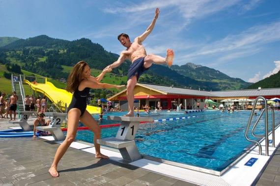 Erlebnisschwimmbad Großarl, Ausflugsziel im Salzburger Land