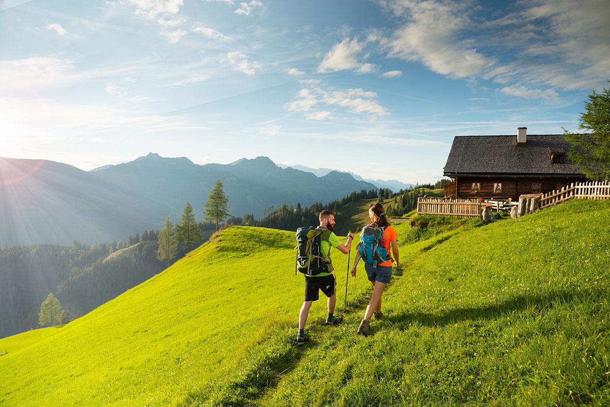 Pauschale - Wandern im Großarltal