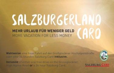 SalzburgerLand Card