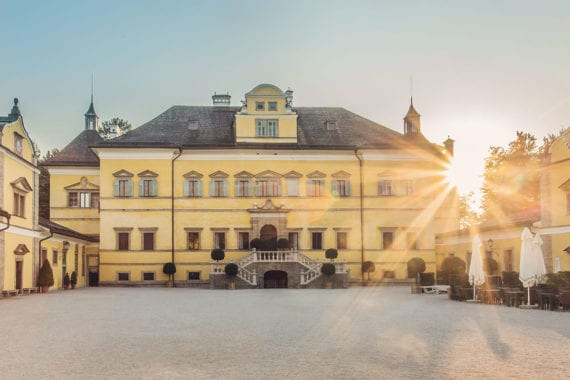 Schloss Hellbrunn, Ausflugsziel in der Stadt Salzburg