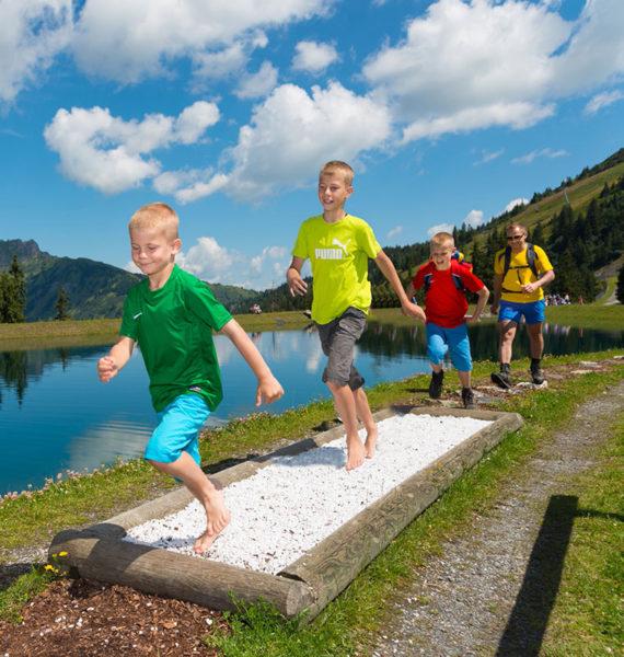 Wandern - Sommerurlaub im Großarltal